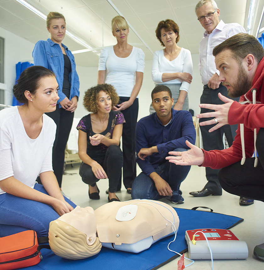 Formation secours