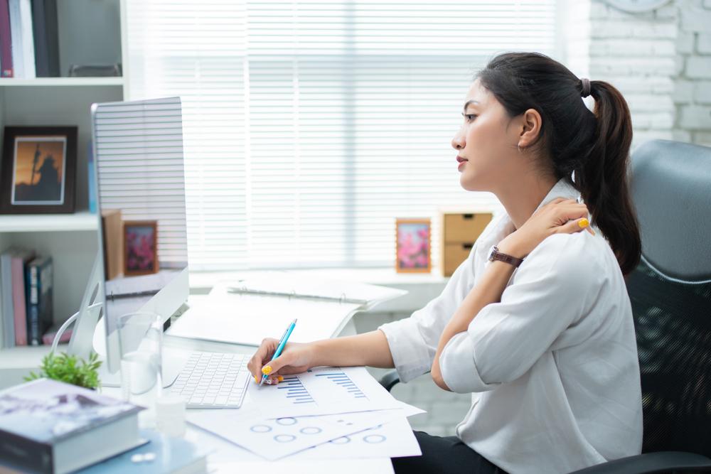Formation geste et posture adapté au travail sur écran