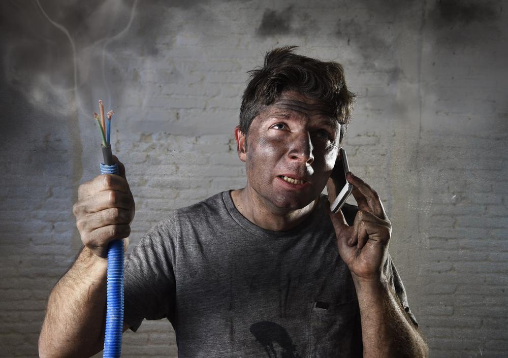 Sensibilitation au risque electrique